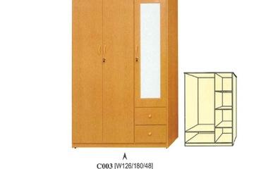 Tủ nhựa đài loan C003 C006