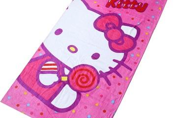 Khăn tắm Hello Kitty 05
