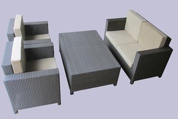 Sofa mây nhựa T T TS 001