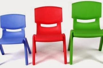 ghế nhựa đúc, ghế mầm non