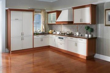 MSP 066 tủ bếp Laminate giá gốc