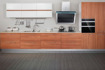 MSP 01 Tủ bếp laminate cao cấp