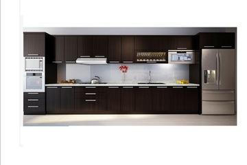 MSP : QH 08 Tủ bếp laminate an cường