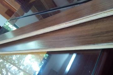 Sàn gỗ kỹ thuật walnut  óc chó
