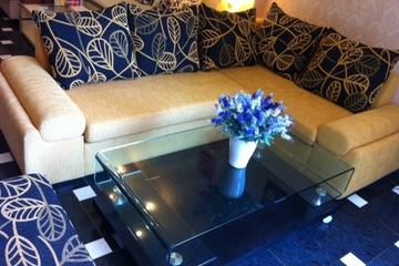 Luxury Home   Bộ sofa góc mã LH FCS64