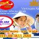Vé máy bay Vietnam Airlines khuyến mại đi Tokyo, Osaka, Nagoya, Fukuoka.