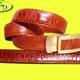Ví, Thắt lưng làm từ 100% da Đà Điểu có bán tại VD88 Leather.