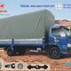 Mua xe tải Veam 2T5 Veam 2,5 Tấn thùng dài 5m1, 6m2 hạ tải thùng mui .