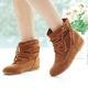 Các loại giày boot slyte, phong cách, nữ tính cho các bạn nữ 2011 n.