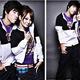 Aó đôi chụp ảnh cưới bán trực tiếp tại shop Hà Nội.