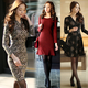 Váy Đầm Mùa Đông, Váy Đầm Hàn Quốc, Các Mẫu Váy Thu Đông M.