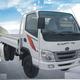 Đại lý bán xe tải Dongfeng Trường Giang 1.8 tấn đóng thùng mui k.