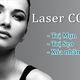 Thu nhỏ lỗ chân lông bằng công nghệ Fractional Laser CO2.