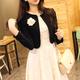 HN 31:Váy thu đông Hàn quốc xu hướng mới nhất 2014 , order sỉ và.