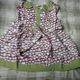 THANH LÝ váy cho các bé từ 1 đến 5 tuổi.. hàng Việt Nam chuẩn nh.