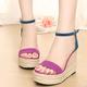 Giày dép , sandal đế xuồng so hot 2014.