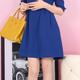 T1: váy đầm công sở daọ phố thu đông Hàn Quốc 2014, nhận bán .