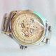Đồng hồ nam dây da và dây kim loại phong cách.